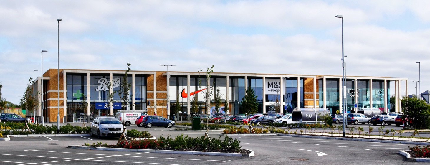 Bicester Shopping Park