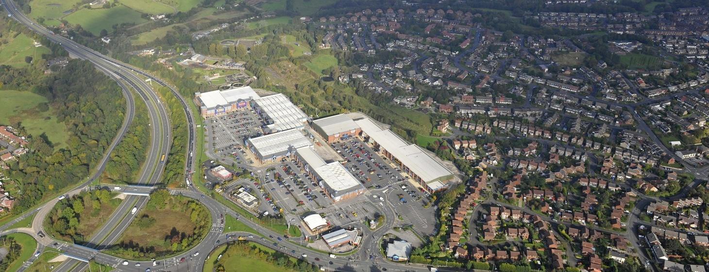 Centre Retail Park, Oldham