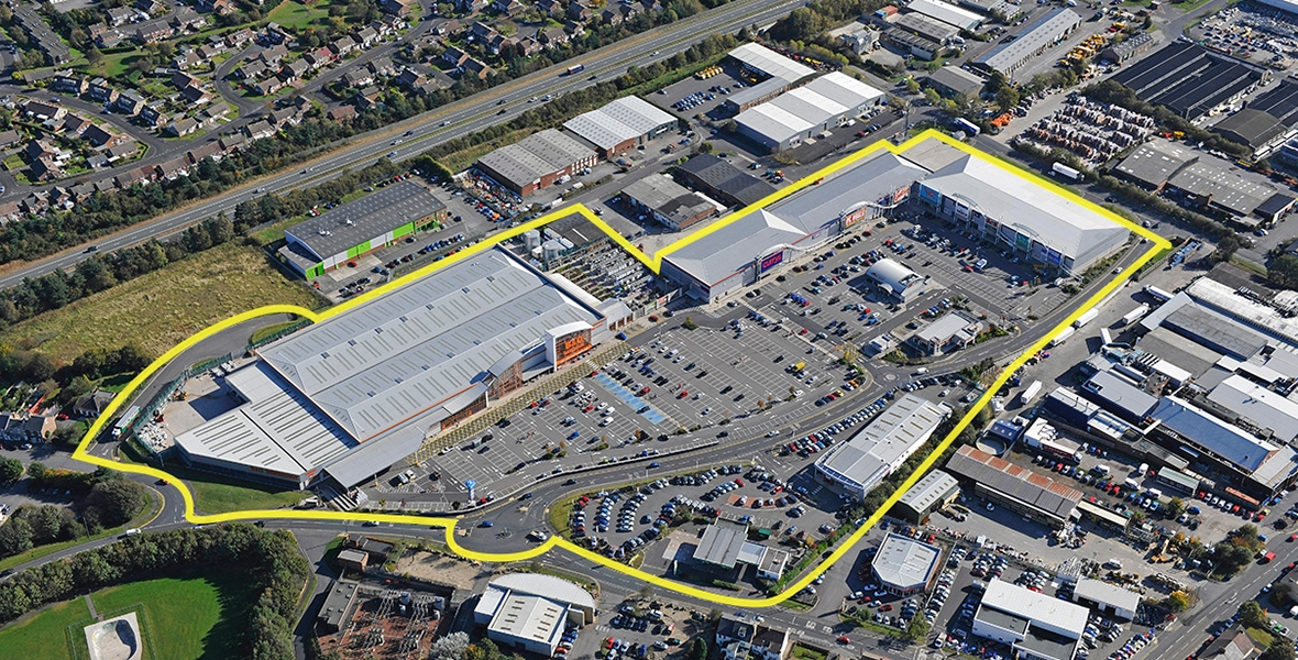 Dragonville Retail Park Durham Consolidated Property Group