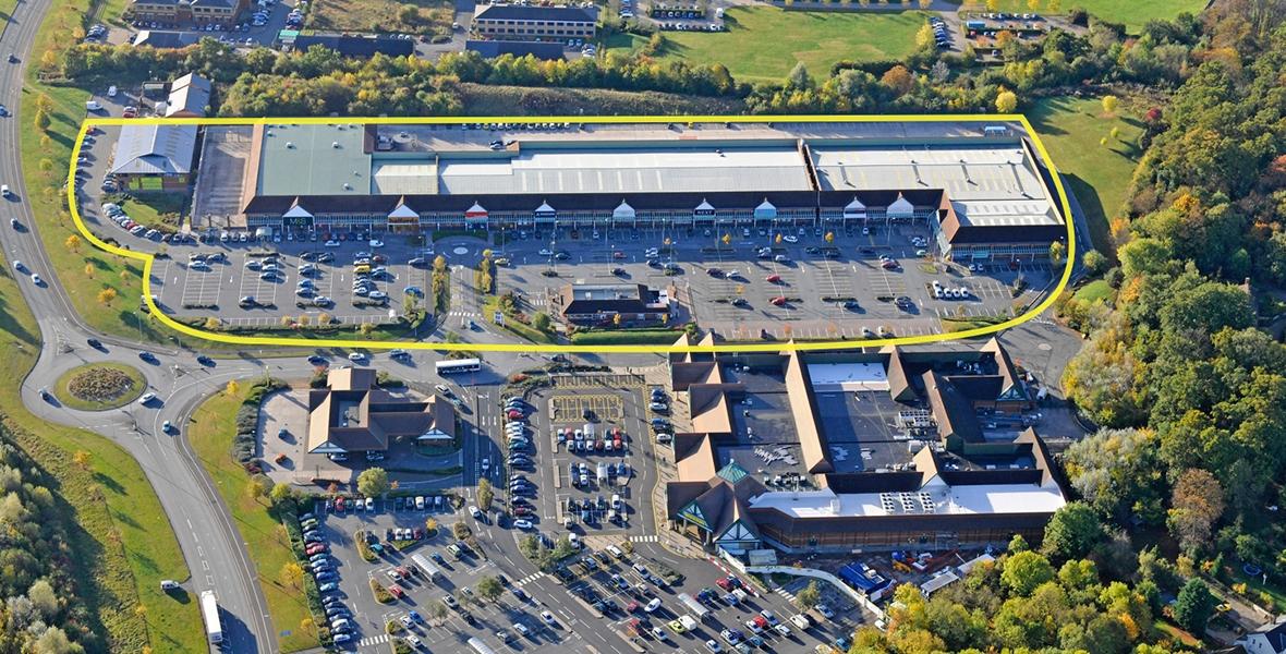 Malvern Retail Park