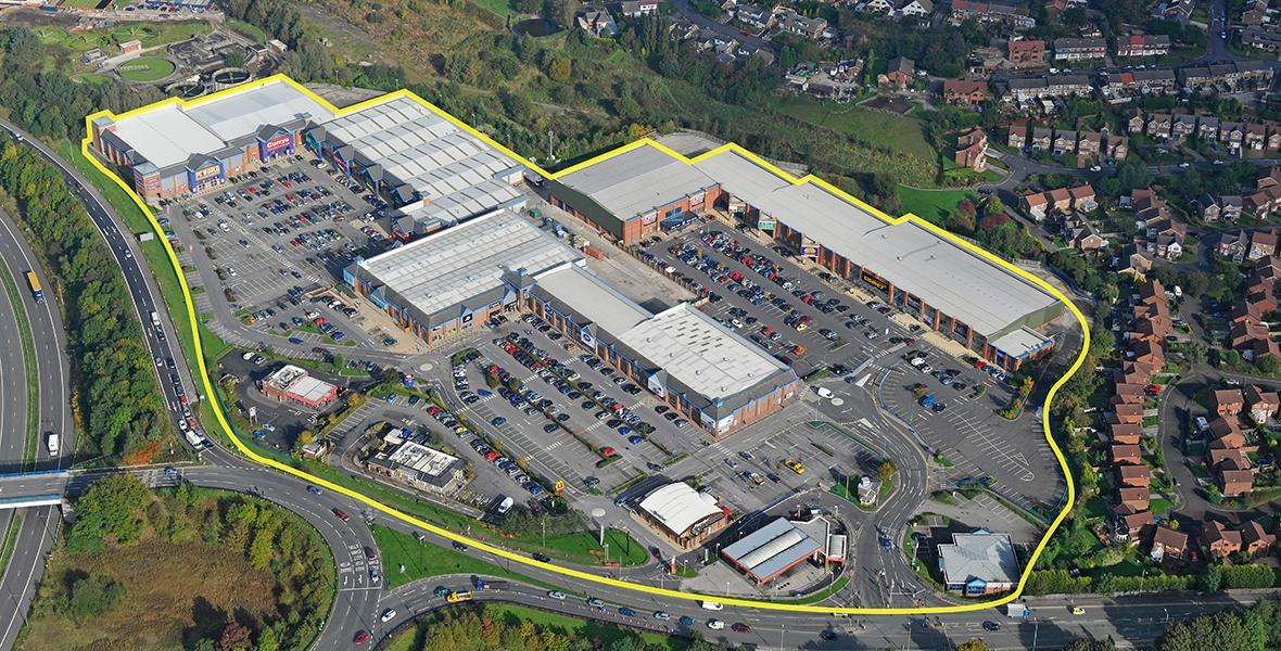 Oldham, Centre Retail Park