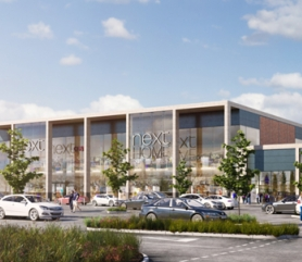 Handforth Dean Shopping Park, Phase 1B